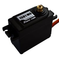 Power HD-1501MG High Power Metal Gear Analog Servo 17kg / 0.14sec / 63g