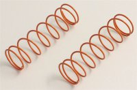 Kyosho IFW457-8514 - Big Bore Shock Springs Orange Med Short Length 78mm 8.5-1.4 - 2 Pcs