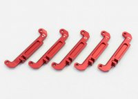 Kyosho MBW027R - Settings Steering Plate Set - Red