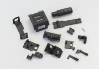 Kyosho MD003BK - Small Parts Set For AWD - Black