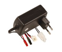 Robitronic R01001 - Quick Charger 4-8 cells NiCd/NiMH