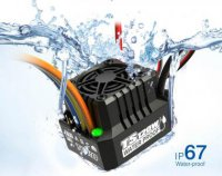 SkyRC Toro TS120A Brushless Sensorless Waterproof ESC - SK300065