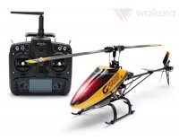 Walkera G400 6-channel GPS Flybarless RC Helicopter With Devo 7 - RTF2