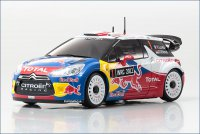 1/27 Kyosho MZP420KR - Citroen DS3 WRC 2011 Loeb Body Set