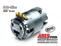 3050kV SkyRC Ares Sensored 13.5T/2P Brushless Motor for 1:10 Scale - SK400003-34