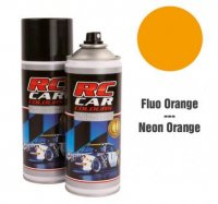 RC Car Colours - Fluo Orange 1006 150 ml. Spray Paint