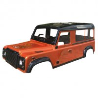 Absima Unpainted Crawler body D110 PC