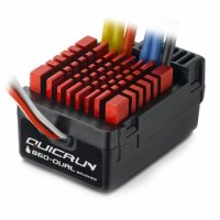 Hobbywing QuicRun WP 860 Dual Brushed ESC - 30105400