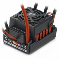 Hobbywing QuicRun WP-10BL60 Sensorless Brushless ESC - 30107100