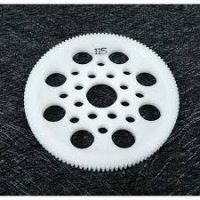 3Racing 115T 64P Spur Gear - 3RAC-SG64115
