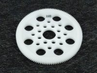 3Racing 118T 64P Spur Gear - 3RAC-SG64118