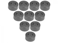 3Racing Aluminium M3 Flat Washer 3.0mm 10 Pcs - 3RAC-WF330/TI