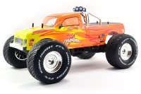 1/10 FTX Mighty Thunder 4WD RTR All Terrain Monster Truck - FTX5573R