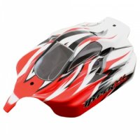 Hobao 85033R - Hyper VS Printed Body - Red