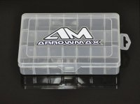 Arrowmax 21 Compartment Parts Box (196 x 132 x 41mm) - AM-199522