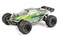 1/12 FTX Surge 4WD Brushed Truggy - Green (RTR, 2.4Ghz) - FTX5514G