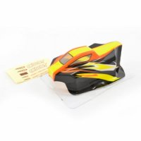 FTX FTX6893BO - Colt Printed Body - Black/Orange