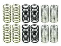 3Racing Mini Inferno Optional Spring Set (F & R Soft/ Med/ Hard) - MIF-001A