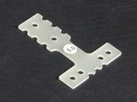 3Racing FRP Plate For Mini-Z MR-03 MM/LM - MR3-05C/FRP