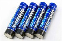 Team Orion ORI13206 - 750SHO AAA Cells high Voltage Mini-Z Racing NiMH Batteries - 4 Pcs