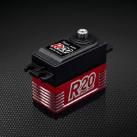 Power HD R20 Digital HV Titanium Gear Servo 20kg / 0.085sec / 60g