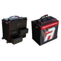 Racing Experience Trolley Bag V2 for 1/10 & 1/8 - REA-B002