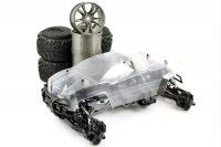 1/ 8 Monster Truck - Hobao Hyper MTe 80% Rolling Chassis - HBMT-E