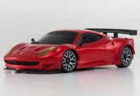 Kyosho mzp221MR - ASC Ferrari 458 Italia GT2 Metallic Red Version
