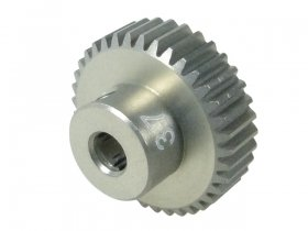 3Racing 37T 64P Pinion Gear - 3RAC-PG6437