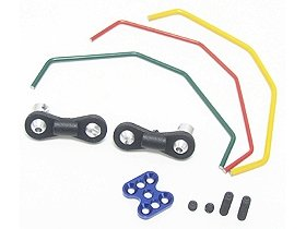 3Racing Mini Inferno Rear Anti Roll Bar - MIF-017/BU