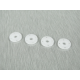 3Racing 3RAC-DP05 - Machined POM 4 Hole Damper Pistons