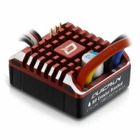 Hobbywing  QuicRun WP 80A Crawler Waterproof Brushed ESC - 30112750