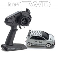 1/27 Kyosho MINI-Z FWD Fiat Abarth 695 Assetto Corse - 32420GB