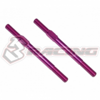 3Racing 7075 Aluminium Turnbuckle 42mm  - 3RAC-TR342AL/PK