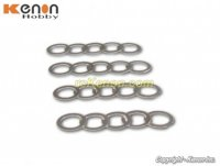PN Racing 700501 - Mini-Z M2 x 0.2mm Shims Set - 20 Pcs