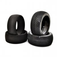 Hobao 89154 - 1:8 Buggy High Performance Tires - 2 pcs