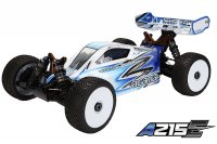 1/8 AGAMA A215e Electric Buggy Kit