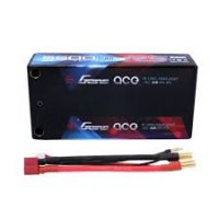 5500mAh Gens Ace 100C 2S2P 7.6V RS High Voltage Shorty Hardcase LiPo Battery