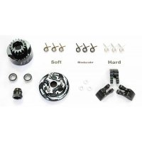 Alpha E64-BUB2117 - 17T Clutch Bell Combo Set