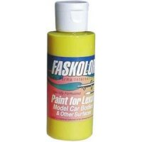 Parma PA40101- Fasfluorescent Yellow Airbrush 60ml