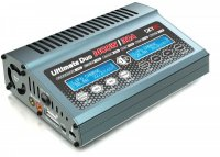 SkyRC Ultimate Duo X2 DC LiPo 1-8s 30A 2x700W Charger - SK-100087