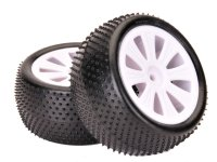"Team C 1:10 Buggy ""Spike"" Rear Tyres - TR00405"