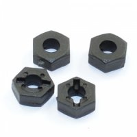 FTX FTX6836 - Colt Wheel Hex - 4 Pcs