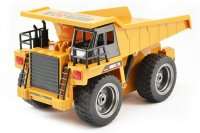 The HuiNa 6-Channel 2.4G Dump Truck w/Die Cast Cab - CY1540
