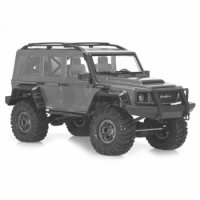 1/10 Hobao DC1 Trail Crawler Grey(2.4Ghz, RTR)
