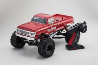 1/ 8 Monster Truck - Kyosho Mad Crusher 4WD Nitro Readyset (RTR, 2.4Ghz) - 33153B