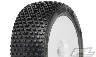 Pro-Line 9045-032 - Bow-Tie 2.0 X2 (Medium) Off-Road 1:8 Buggy Mounted tyres - 2 Pcs