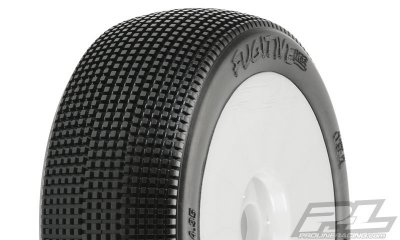 Pro-Line 9058-033 - Fugitive Lite X3 (Soft) Off-Road 1:8 Buggy Mounted tyres - 2 Pcs