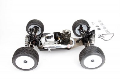 1/ 8 Racing Truggy Agama A215T Nitro Kit - A215T