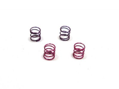 PN Racing MR2091 - Mini-Z Disk Damper Stiffer Spring Set - 2 Pairs